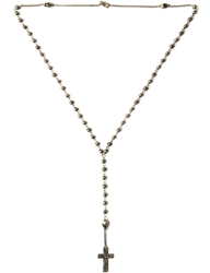 Icon Brand Gold Apostle's Creed Necklace