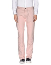 Paul Smith Jeans Trousers Casual Trousers Men Light Pink
