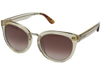 Toms Yvette Champagne Crystal Fashion Sunglasses Gold