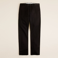 J.Crew Essential Chino In 484 Fit Black