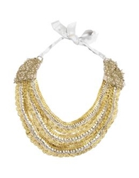 Madame Reve Necklaces Gold