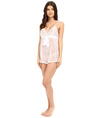 Only Hearts Club Coucou Lola Teddy White Women's Jumpsuit And Rompers One Piece