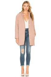 Hoss Intropia Coat Blush