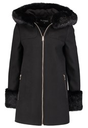 Miss Selfridge Short Coat Black