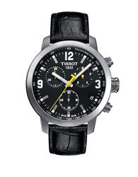Tissot T Sport Prc 200 Quartz Chronograph Watch Black