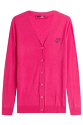 Mcq By Alexander Mcqueen Wool Cardigan Pink