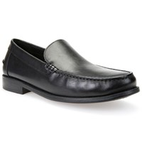 Geox New Damon Moccasins Shoes Black