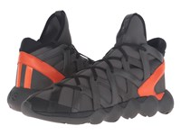 Yohji Yamamoto Kyujo High Charcoal Core Black Orange