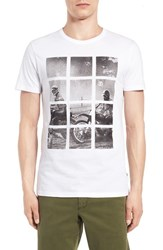 Men's French Connection 'Riders' Graphic T Shirt