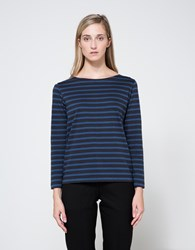 Mhl Long Sleeve Matelot Navy Blue