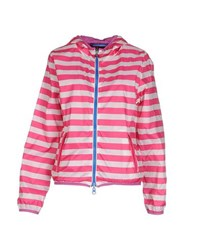Invicta Coats And Jackets Jackets Women Fuchsia
