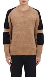 Tim Coppens Mixed Stitch Sweater Nude