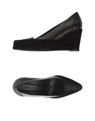 Surface To Air Footwear Moccasins Women Black
