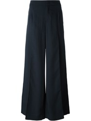 Vince Palazzo Trousers Blue