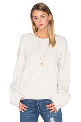 House Of Harlow X Revolve Quinn Sweater Ivory