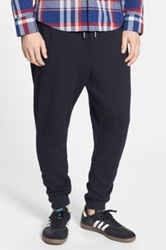 Alternative Apparel Heavy French Terry Sweatpants Black