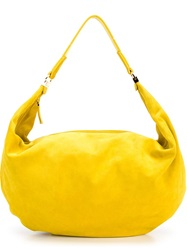 The Row 'Sling 12' Hobo Tote Yellow And Orange