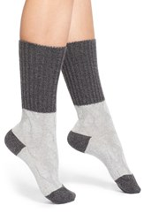 Women's Pantherella 'Chloe' Cable Knit Socks