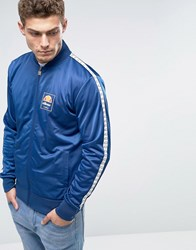 Ellesse Track Jacket With Taping Navy