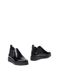 Cuple Ankle Boots Black