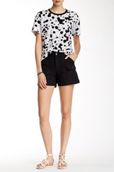Marc By Marc Jacobs Patch Pocket Short Black