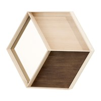 Ferm Living Wonder Wall Mirror Maple