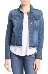 Joe's Jeans Women's 'Collector's Edition Stevie' Button Front Denim Jacket