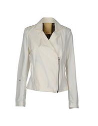 Cnc Costume National C'n'c' Costume National Jackets Ivory