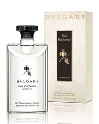Bulgari Au The Noir Shampoo And Shower Gel 6.8 Oz.