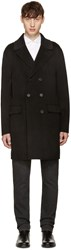 Mackage Black Luka Coat