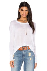 John And Jenn By Line Bella 3 4 Sleeve Sweater White