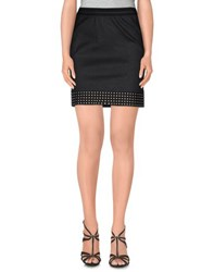 Vdp Club Skirts Mini Skirts Women Black