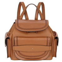 Nica Romalie Small Backpack Chestnut