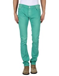 Jcolor Trousers Casual Trousers Men Green