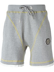 Philipp Plein 'Chill' Shorts Grey