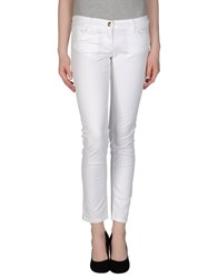 Betty Blue Trousers Casual Trousers Women White