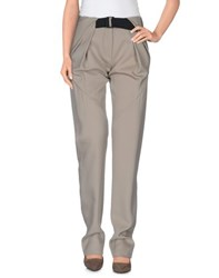 Balenciaga Trousers Casual Trousers Women Khaki