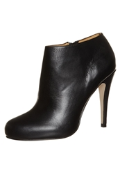 Buffalo High Heeled Ankle Boots Schwarz Black