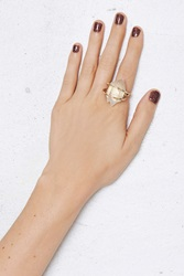 Nasty Gal Major Magic Crystal Ring