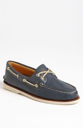 Men's Sperry 'Gold Cup Authentic Original' Boat Shoe Navy