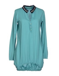 Coast Weber And Ahaus T Shirts Turquoise