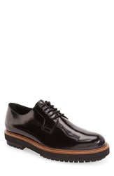 Tod's Men's Lug Sole Derby