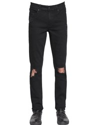Cheap Monday 15.5Cm Skinny Destroyed Stretch Jeans