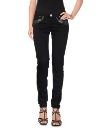 Take Two Denim Denim Trousers Women Black