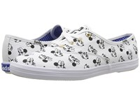 Keds Champion Minnie White Canvas Women's Lace Up Casual Shoes