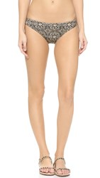 Nightcap X Carisa Rene Brazilian Bikini Bottoms Crochet Lace