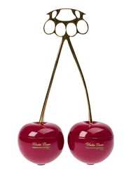 Undercover Cherries Clutch Red