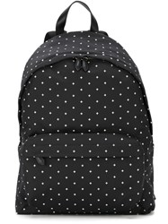 Givenchy Cross Print Backpack Black