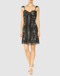 Rock And Republic Short Dresses Black