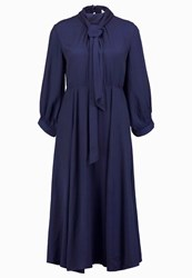Mintandberry Summer Dress Navy Blazer Dark Blue